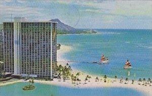 Hawaii Honolulu Hilton Hawaiian Village