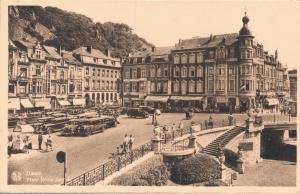 Belgium Dinant Place Reine Astrid 01.97
