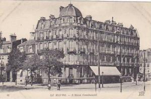 LE HAVRE, L'Hotel Continental, Seine Maritime, France, 00-10s
