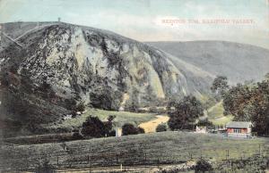 BEESTON TOR STAFFORDSHIRE UK MANIFOLD VALLEY~W SHAW OF BURSLEM POSTCARD