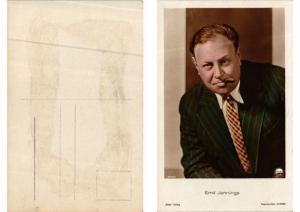 CPA Emil Jannings Ross-Verlag 3979/2 FILM STAR (595789)