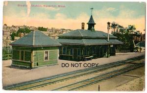 Bradford Station, Haverhill Mass