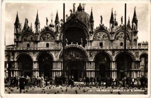 CPA Venezia Basilica di S. Marco. ITALY (525163)