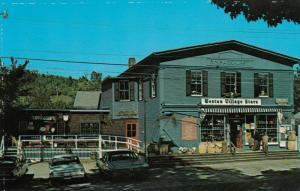 WESTON , Vermont, 1940-1960s ; Village Store