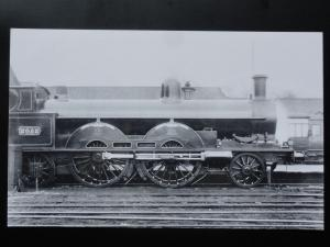Steam Locomotive PRINCE GEORGE No.2052 RP Photocard 120515
