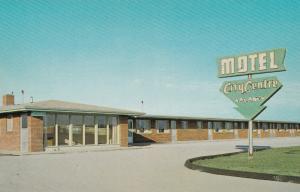 EDMONTON , Alberta , Canada , 50-60s ; City Centre Motel