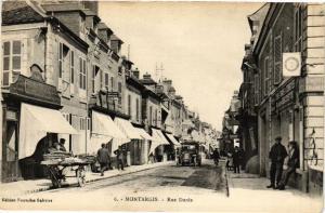 CPA MONTARGIS - Rue Dorée (251522)
