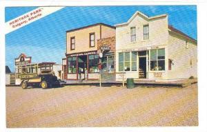 Heritage Park , Calgary , Alberta , Canada 40-60s