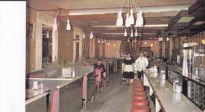 STRATFORD , Ontario , Canada , 50-60s ; Interior ; Centre Restaurant