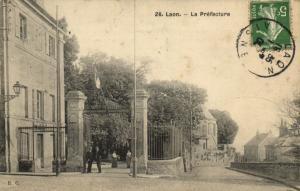 CPA LAON La Prefecture (152112)