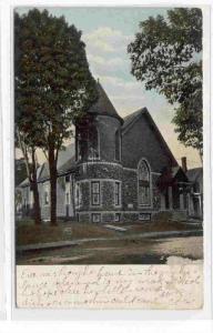 Christian Science Church,Gardiner, Maine PU-1911