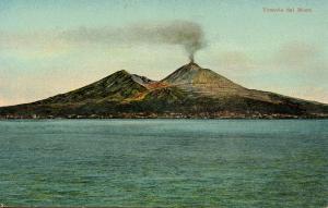 Italy -  Naples. Mt Vesuvio