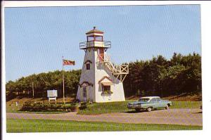 Lighthouse, Tourist Bureau, Albany, Prince Edward Island, Canada,