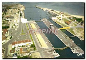 The Modern Postcard France from Above Ouistreham Riva Bella Calvados General ...