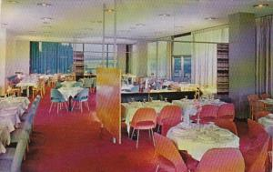 New York City United Nations Headquarters Delegates' Restaurant