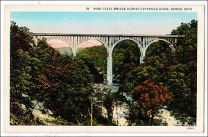 High level Bridge, Akron Ohio