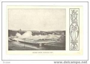 Storm Scene, Douglas bay, UK, 00-10s