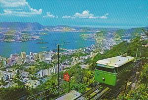 Hong Kong The Peak Tramway