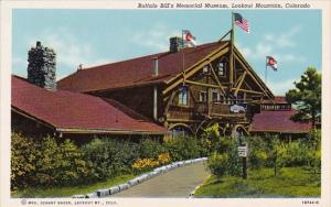 Buffalo Bills Memorial Museum Lookout Mountain Colorado