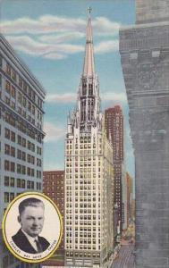 Illinois Chicago Temple First Methodist