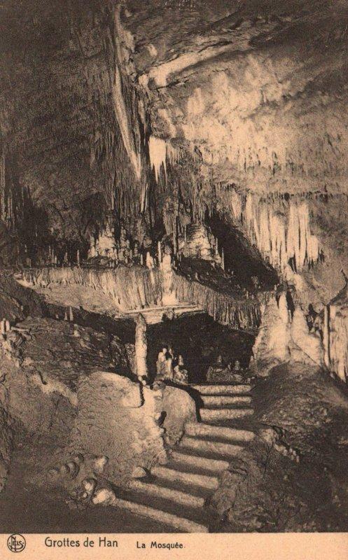 La Mosquee,Grottes de Han,Belgium BIN