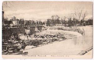 Genesee Falls, Belmont NY