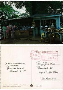 CPM Pasar penjualan barang antik di Jalan Surabaya INDONESIA (730373)