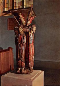 Freudenstadt im Schwarzwald, Lesepult in der Stadtkirche Church Sculpture