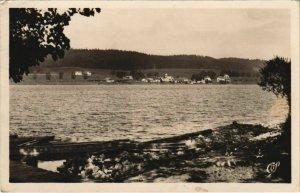 CPA SAINT-POINT Lac Saint-Point - Le Lac dans le Fond Saint-Point (1116088)