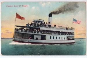 Steamer Omar D. Conger