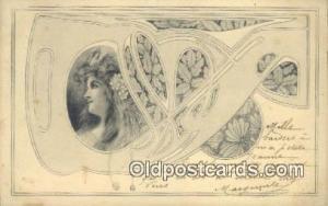 M.M. Vienne No. 86 Signed Postcard, Postales, Postkaarten, Kartpostal, Cartes...