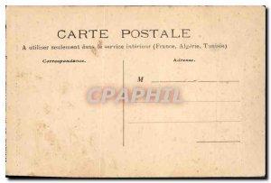 Postcard Old Saint Benin D'Azy Chateau seen ratings Chateau de la Nievre