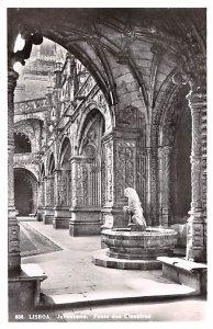 Jeronimos, Fonte dos Claustros Lisboa Unused
