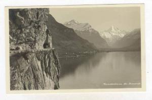RP, Die Axenstrasse, Vierwaldstättersee, Switzerland, 1920-1940s