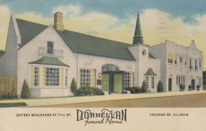 CHICAGO, Illinois, 30-40s; Donnellan Funeral Home