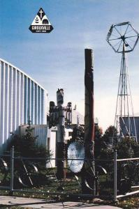 Museum , GIROUXVILLE , Alberta , Canada , 50-70s #2