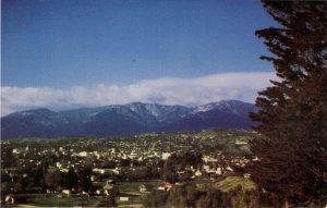 CA - Santa Barbara. Bird's Eye View