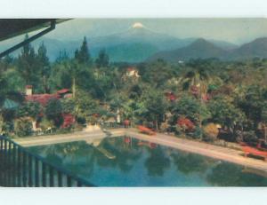 Unused Linen-Like RUIZ GALINDO HOTEL Veracruz MEXICO t0612