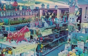 South Carolina South Of The Border Pedro's Mexico Shop Bazaar 1962