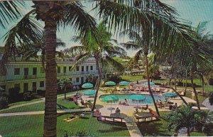 The OceanFront Cavalier Pool Fort Lauderdale Florida 1965