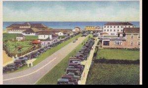 North Carolina Carolina Beach Center Of Carolina Beach Curteich