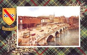 Jamaica Bridge Glasgow Scotland, UK Unused