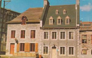Canada La Place Royale Quebec 1976