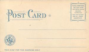 c1903 Postcard St. Louis World's Fair Louisiana Purchase Exposition Machinery Bl