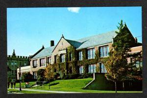 IL Northern ILLINOIS University DeKalb Postcard PC