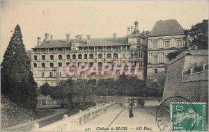 Old Postcard BLOIS The Ch�teau