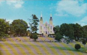 Canada Martyr's Shrine Near Midland Ontario