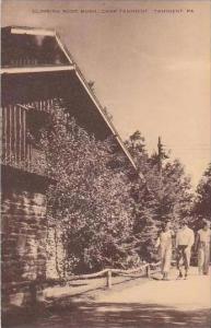 Pennsylvania Tamiment Climbing Rose Bush Camp Tamiment Artvue