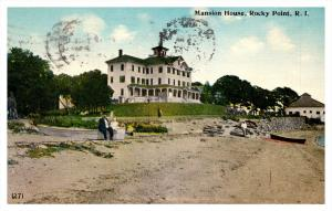 Rhode island Warwick ,   Rocky Point , Mansion House
