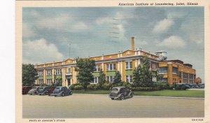 Illinois Joliet American Institute Of Laundering 1949 Curteich sk7457